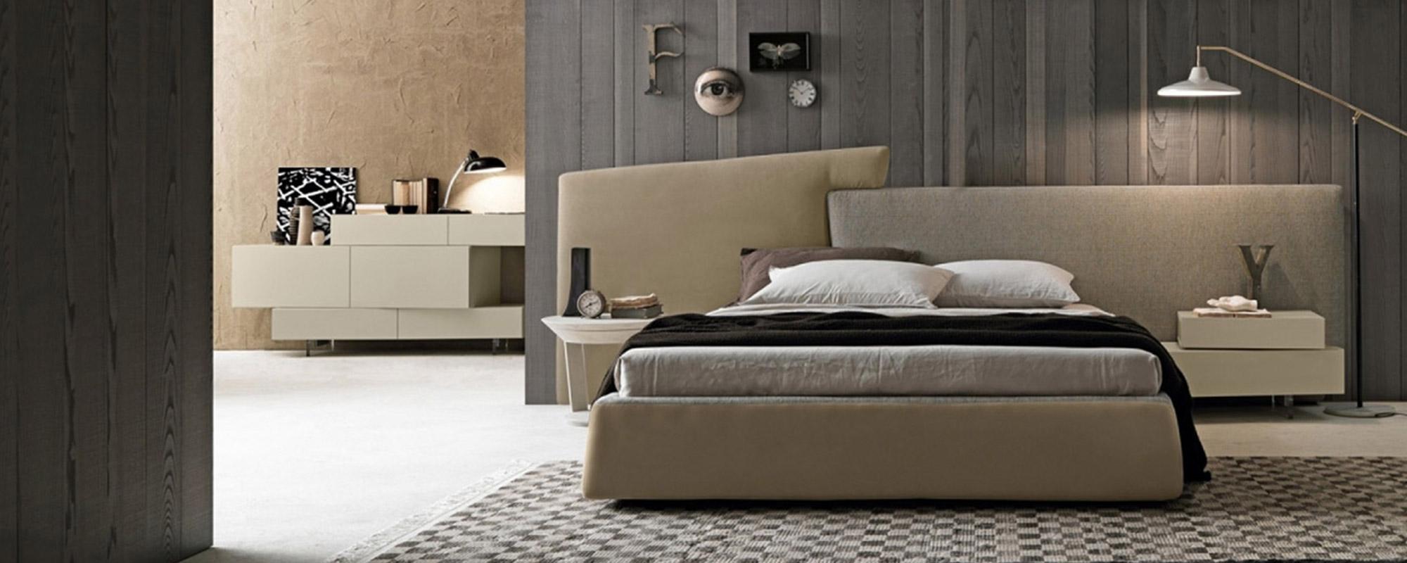 Camera da letto andrea sanseverinati arredamenti - Camera da letto in inglese ...